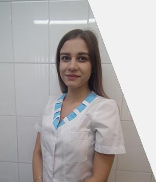 Губанова Кристина Анатольевна